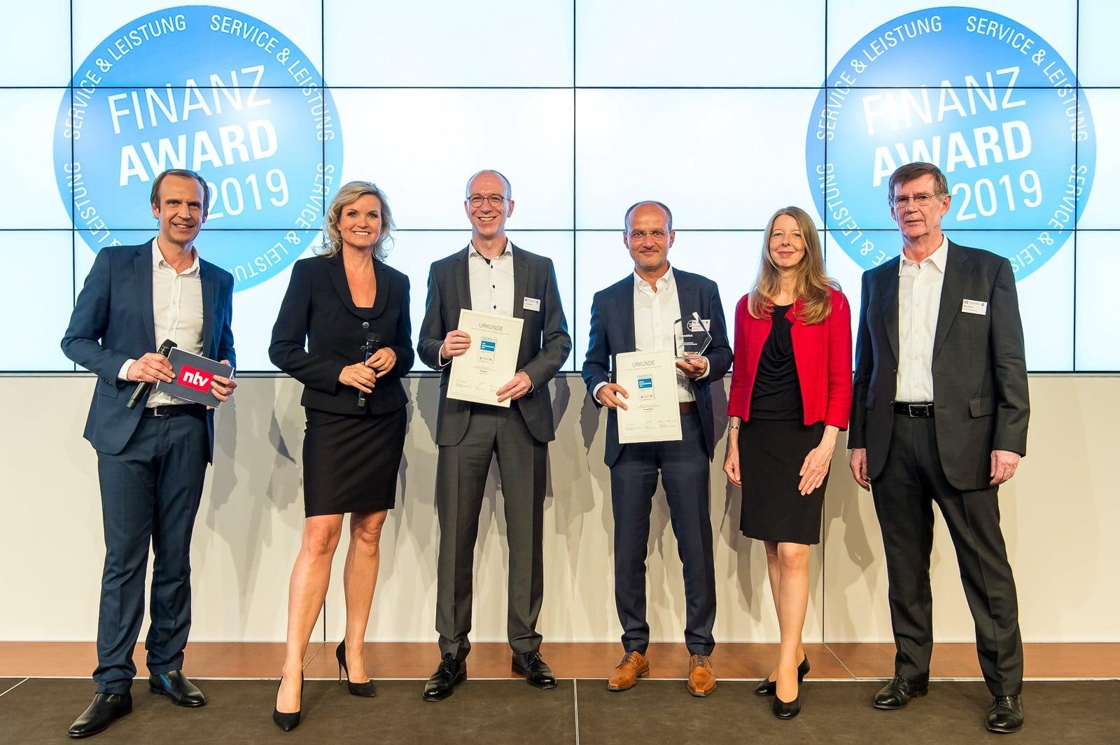 Finanz-Award 2019 Outbank