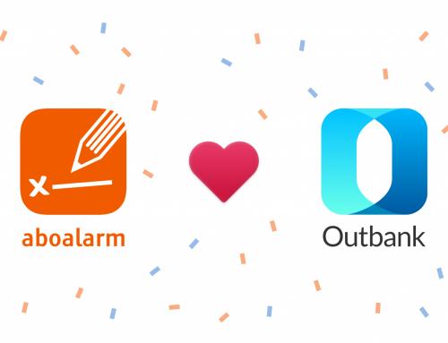 Outbank ist ab 01. September 2020 Teil der Aboalarm GmbH