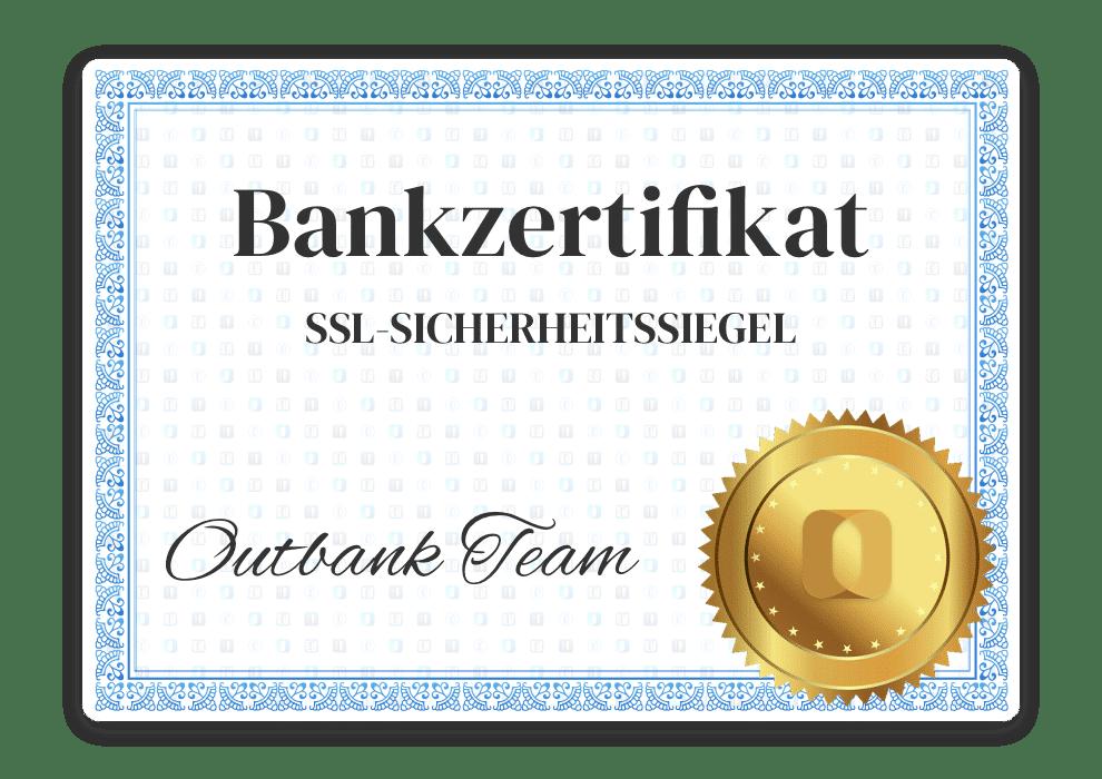 Outbank-Sicherheit-SSL-Sicherheitszertifikat-Banken