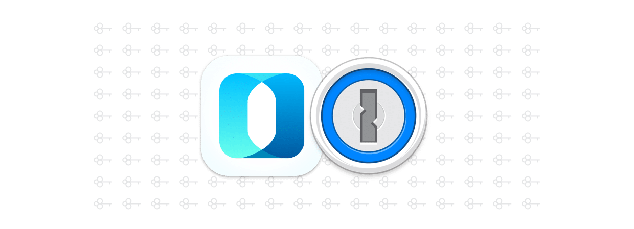 1Password in Outbank